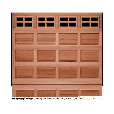 Electrosistemas de guadalajara puertas y portones for Puertas de madera para garage